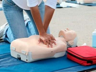 Occupational and Emergency First Aid in the Workplace