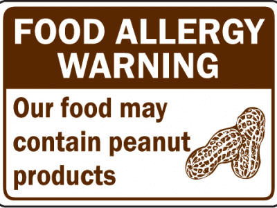 Peanut and Nut Allergies-Are you Aware?
