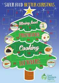 Food Safety Tips at Christmas Time